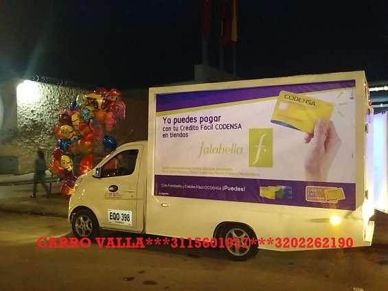 Fotos de Servicio de carro valla solo en bogota 2305124 4