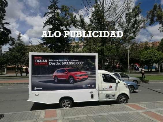 Fotos de Servicio de carro valla solo en bogota 2305124 1