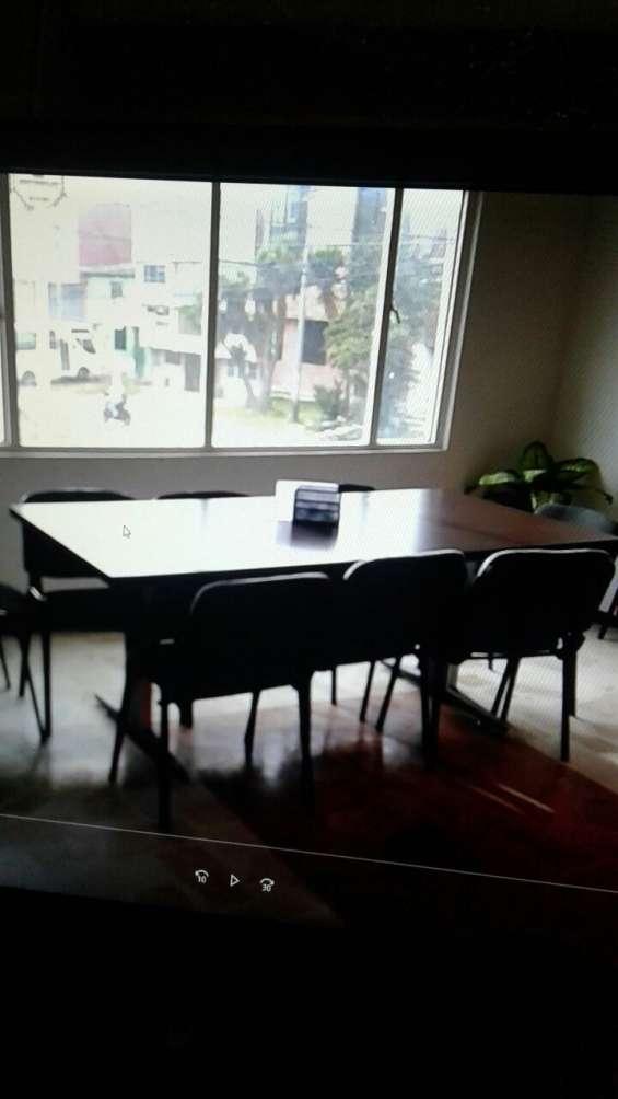 Sala de juntas sillas tone