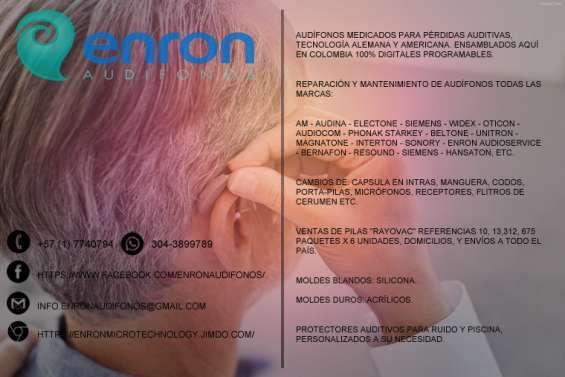Fotos de Enron soluciones auditivas, audifonos para sordos. 11