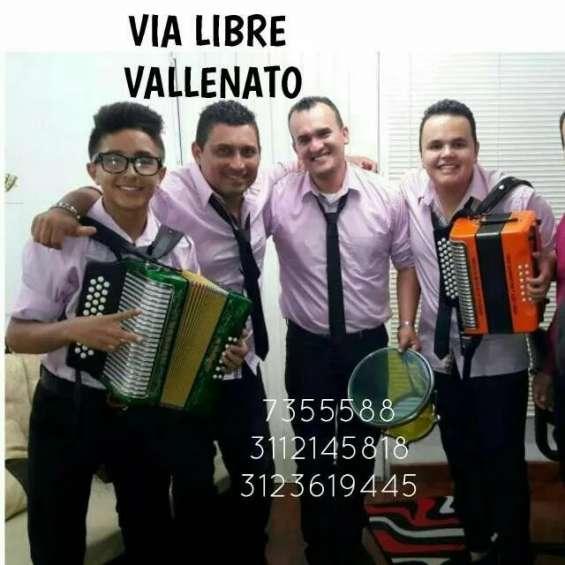 Parrandon vallenato kennedy, bosa, engativa