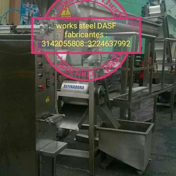 Planta industrial para proceso de la fruta