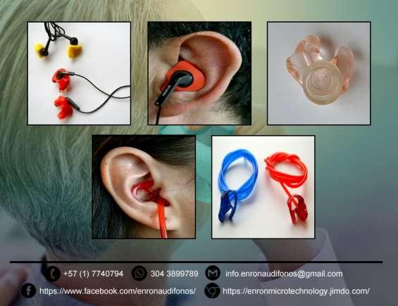 Fotos de Audifonos para sordos, accesorios, audiometrias, medicados. 6