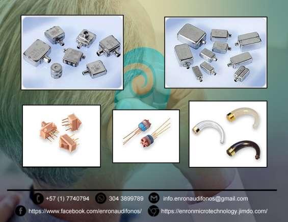 Fotos de Audifonos para sordos, accesorios, audiometrias, medicados. 10