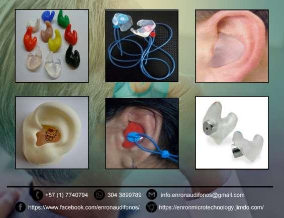 Fotos de Audifonos para sordos, accesorios, audiometrias, medicados. 5