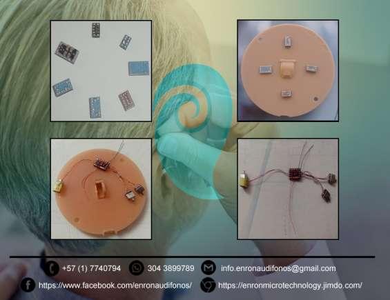 Fotos de Audifonos para sordos, accesorios, audiometrias, medicados. 4