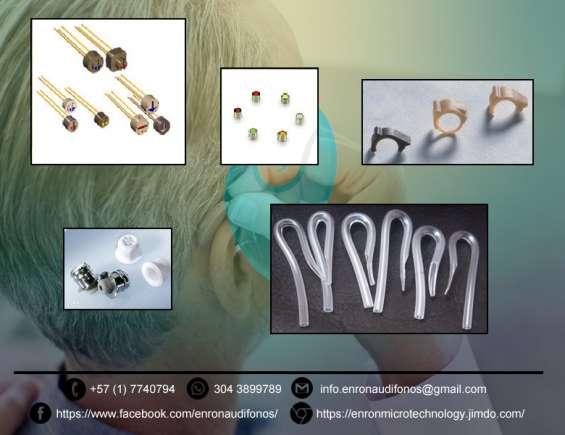 Fotos de Audifonos para sordos, accesorios, audiometrias, medicados. 8