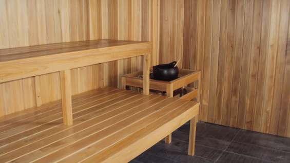 Fotos de Saunas equipos para baño turco 3