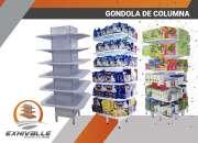 Montajes Estanterías Y Góndolas Para Supermercados