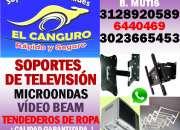 SOPORTES DE TELEVISIÓN