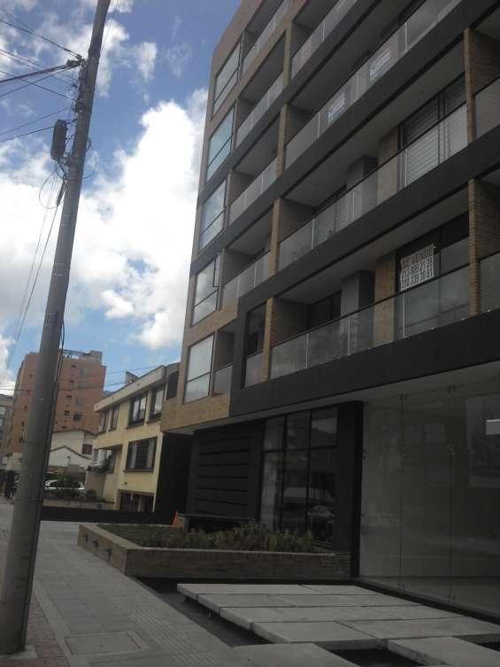 Vendo apartaestudio conjunto pk edif moraris, sobre calle 105 con cr 15