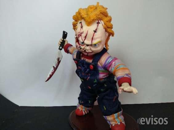 Chucky en porcelanicron