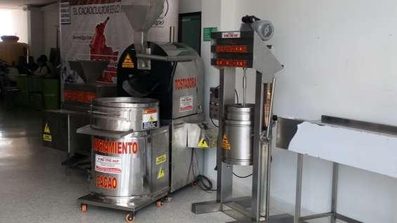 Maquinas cacao
