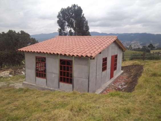Venta de casas prefabricadas