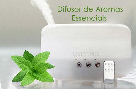 Difusor de aromas eléctrico