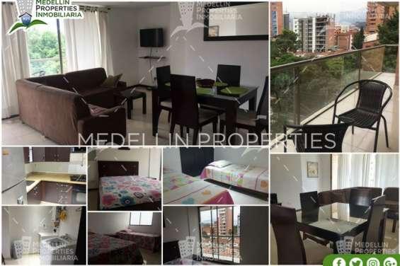 Alquiler vacacional de apartamentos en medellin código: 4472