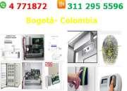 control de acceso Bogotá