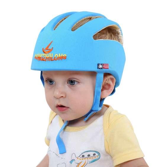 Casco protector para bebés