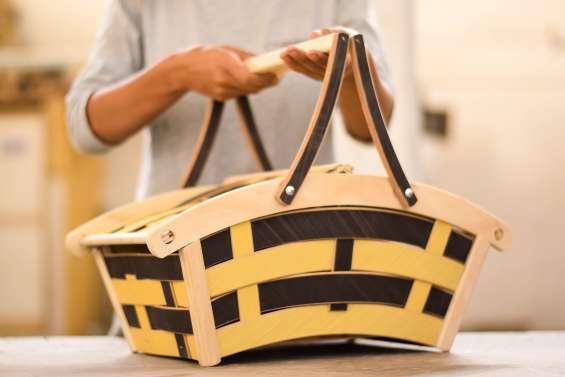 Canastas picnic  empaques & cajas especiales en madera  