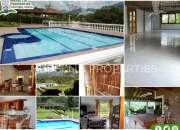 Alquiler de Fincas Vacacional en Antioquia Barbosa Cód: 4256 Arriendo de Fincas Economicas