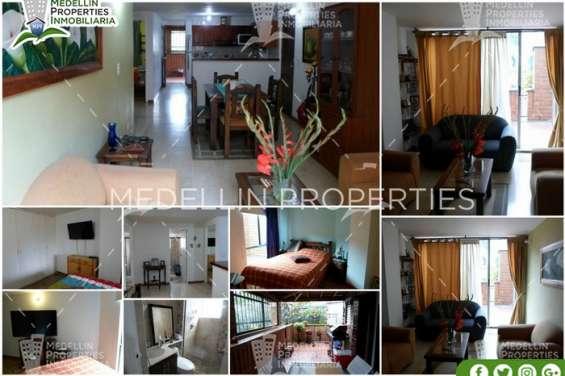 Alojamiento de amoblados en medellín cód: 4434 casas y apartamentos amoblados en calasanz