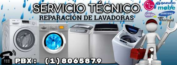 Reparacion de lavadoras en bogotá