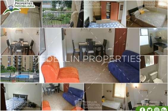 Alquiler de amoblados en medellín cód: 4565 apartamentos por meses en el poblado