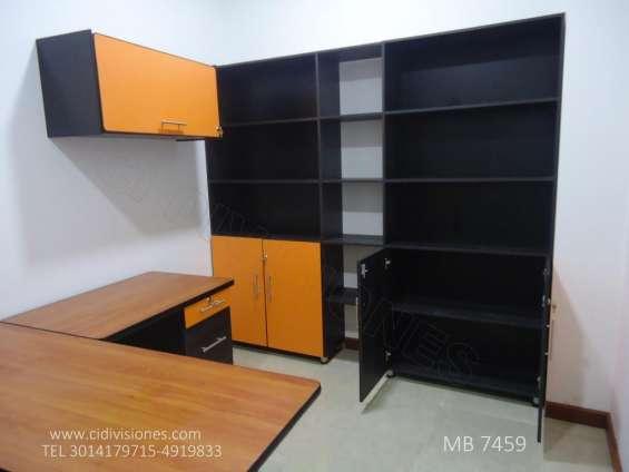 Fotos de Archivadores, gabinetes y todo tipo de muebles para oficina (precio de fabrica) 6