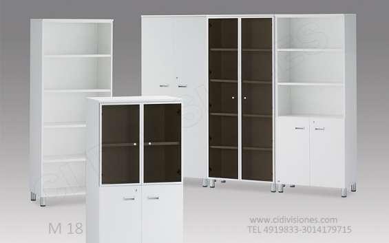 Archivadores, gabinetes y todo tipo de muebles para oficina (precio de fabrica)