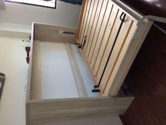 Nuevas y garantizadas camas abatibles