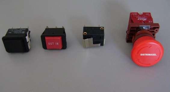 Switch para polipasto