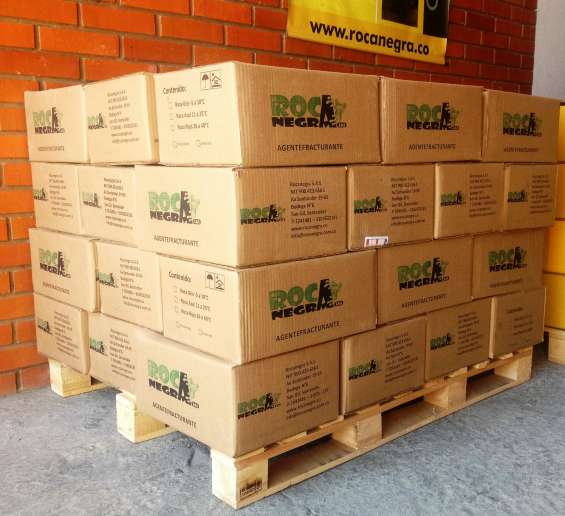 Producto rocanegra caja por 25 kg