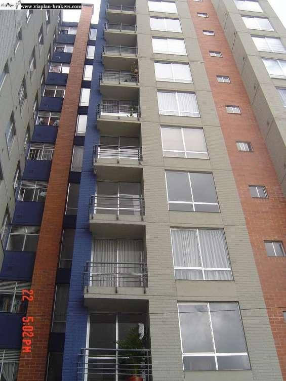 Rento apartamento - san lucas colina cerca calle 153