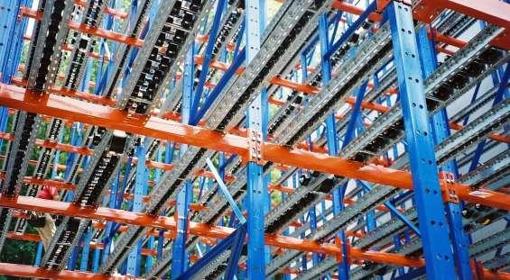 Fotos de Estantería pesada para uso industrial 3