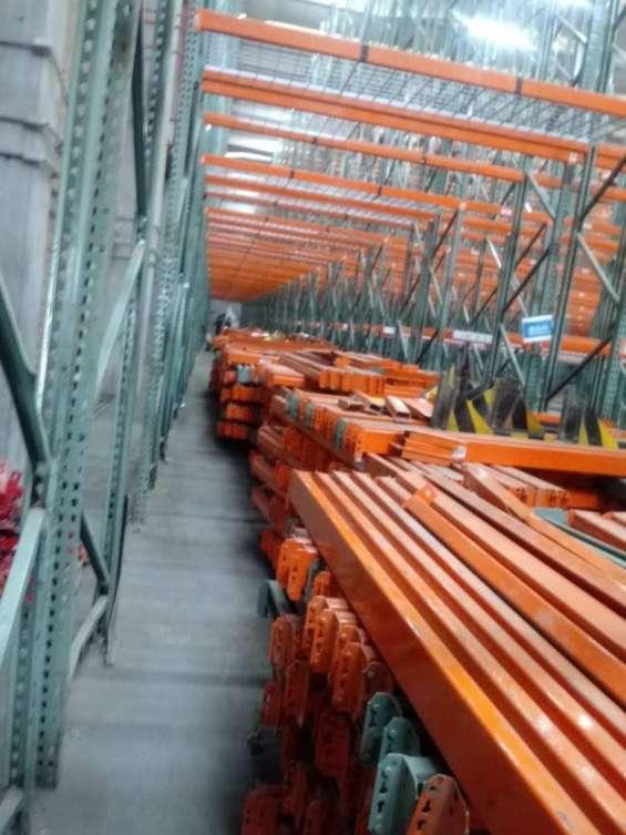 Fotos de Estantería pesada para uso industrial 2