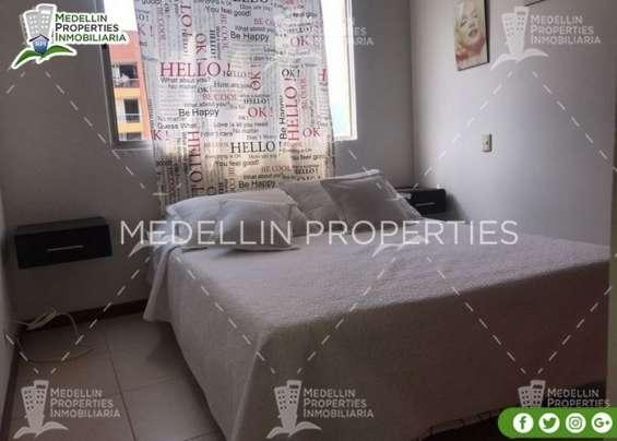 Arrendamientos de apartamentos en el poblado cod: 5022