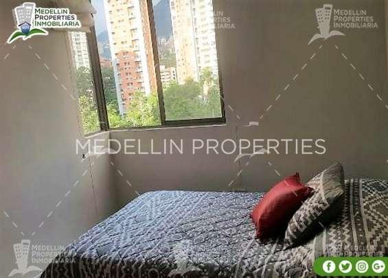 Apartamentos amoblados economicos en medellín cód: 4680
