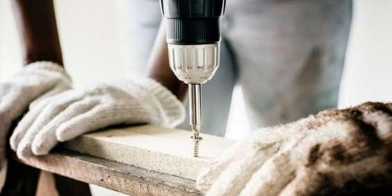 Reparacion y mantenimiento para muebles de oficina, escritorios y sillas