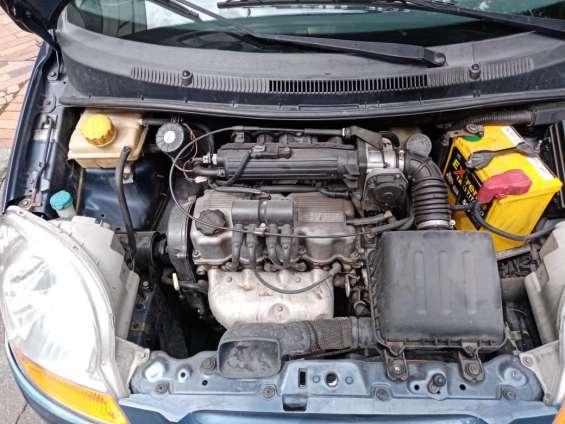 Fotos de Chevrolet spark modelo 2009. venta en bogotá 8